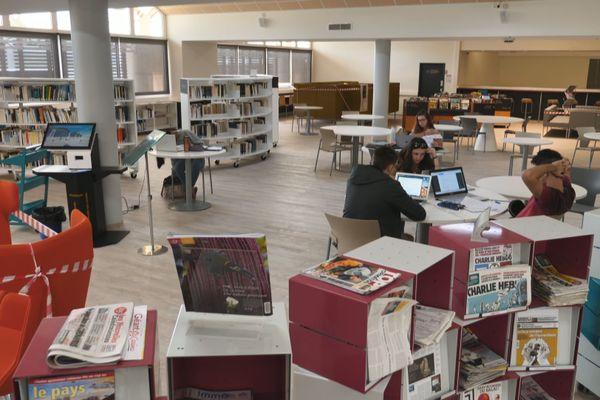 Bibliothèque UNC
