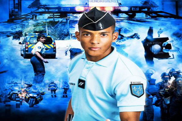 Affiche gendarmerie