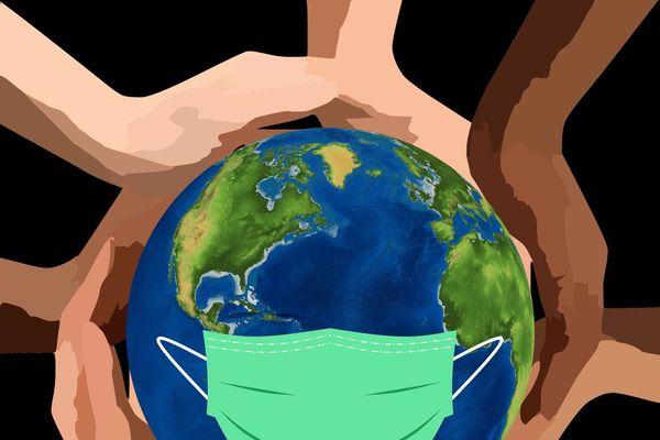 Le monde confiné
