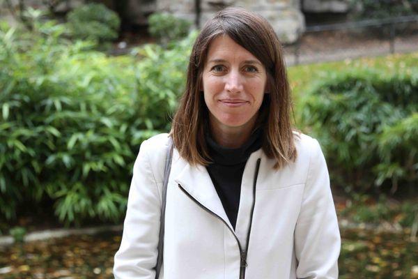 Aurélie Bocquet, chargée de programme à l'UICN