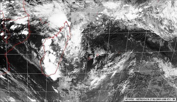 image satellite 27 février 2019