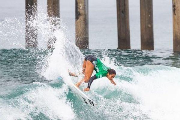 Vahine Fierro s'incline au round 3 de la US Open of Surfing