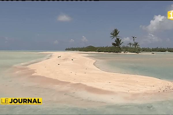 L'Unesco a classé 7 atolls dans le monde en réserve de biosphère