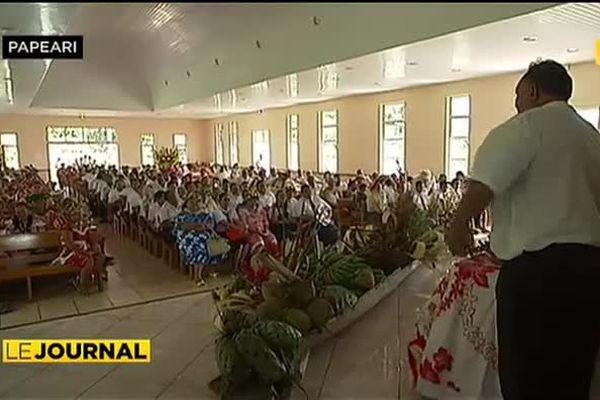 Rassemblement des jeunes de l'Eglise Protestante