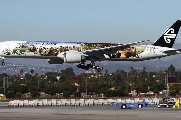 Le 777 Black ou Hobbit bientôt à Tahiti