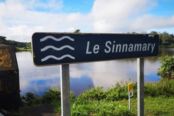 Sinnamary le fleuve
