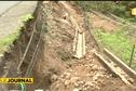 Les routes de Moorea endommagées par les intempéries