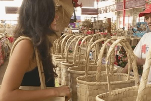 Le panier pae'ore pour lutter contre le sac plastique