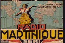 Radio Seri la première radio à émettre en Martinique