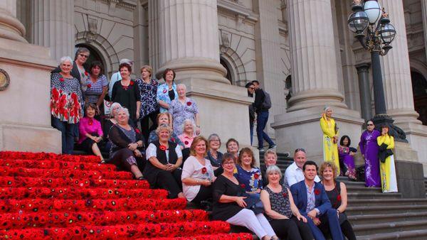 Anzac day Melbourne 3