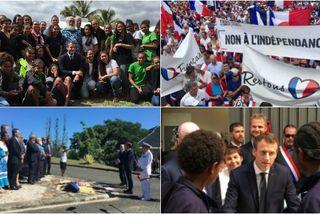 Macron 2è jour