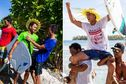 Air Tahiti Rairoa Horue : Kauli Vaast vainqueur en surf et James Omitai en bodyboard