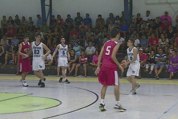 basket Tahiti USA