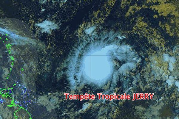 Tempête tropicale Jerry