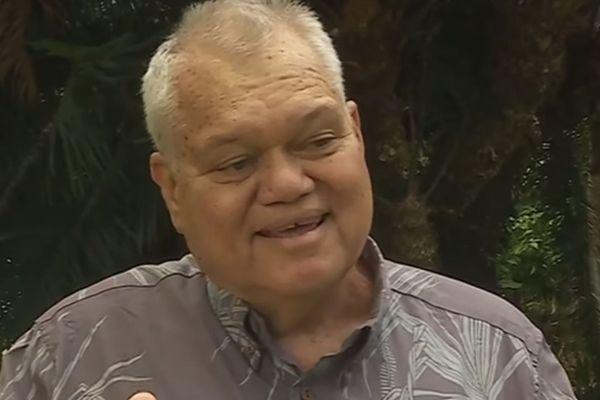 """Jean-Claude Teriierooiterai, l'auteur derrière le succès de """"O Tahiti E"""""""