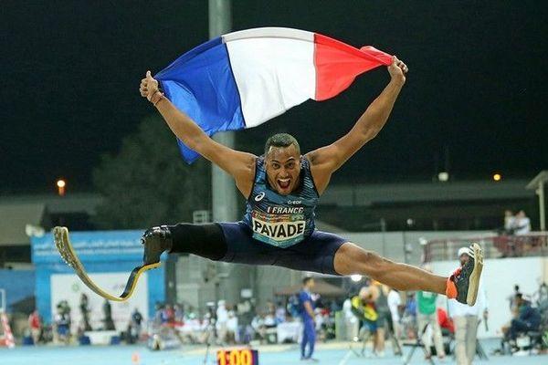 Dimitri Pavadé sélectionné pour les Jeux paralympiques de Tokyo 2020 090120