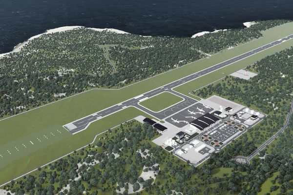 DOMINICA AIRPORT