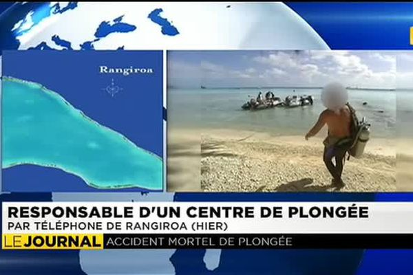 Morte en plongée sous-marine à Rangiroa