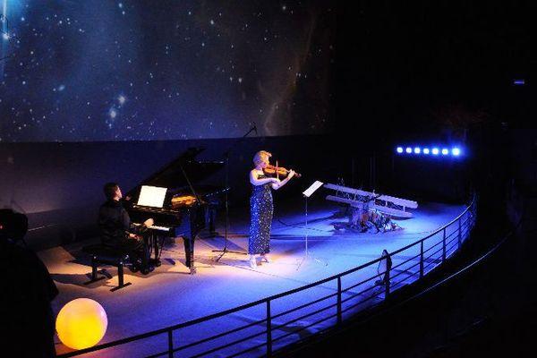 Concert de Clara CERNAT et Thierry HUILLET dimanche 24 avril à 17h au Méridien Tahiti