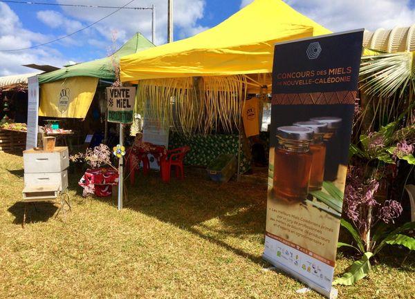 Foire des îles 2019, miel de Lifou