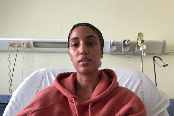 coronavirus témoignage cas avéré Laura jeune maman de 28 ans 220320