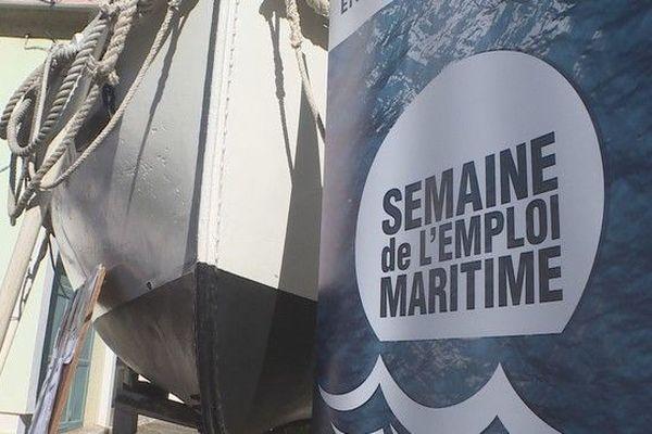Semaine de l'emploi maritime métiers de la mer 110319