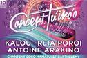 Tu'iro'o : un concert unique à To'atā