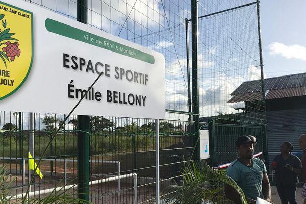 Espace sportif Emile Bellony