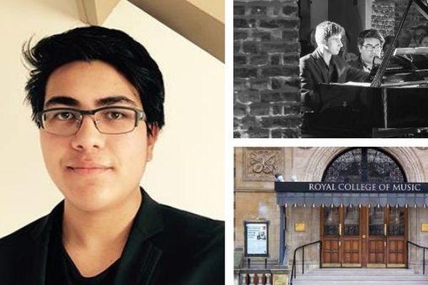 Viriamu Itae Teata admis au Royal College of Music de Londres