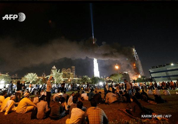 Dubai : les festivités continuent