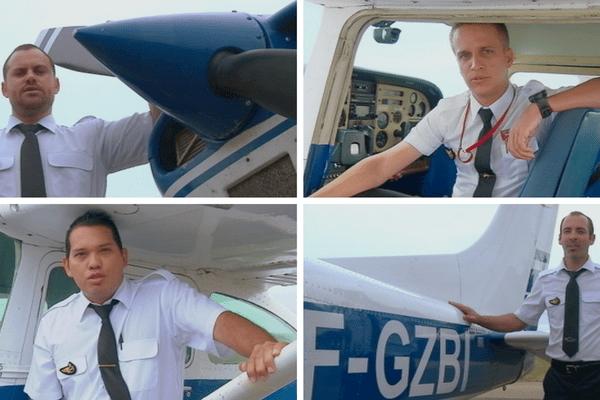 Feuilleton de la semaine élèves pilotes