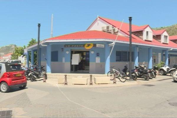Poste de Gustavia