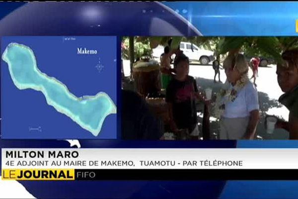 Le FIFO « hors les murs » à Makemo