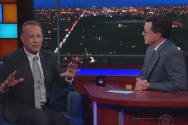 Tom Hanks raconte ses vacances avec Obama en Polynésie