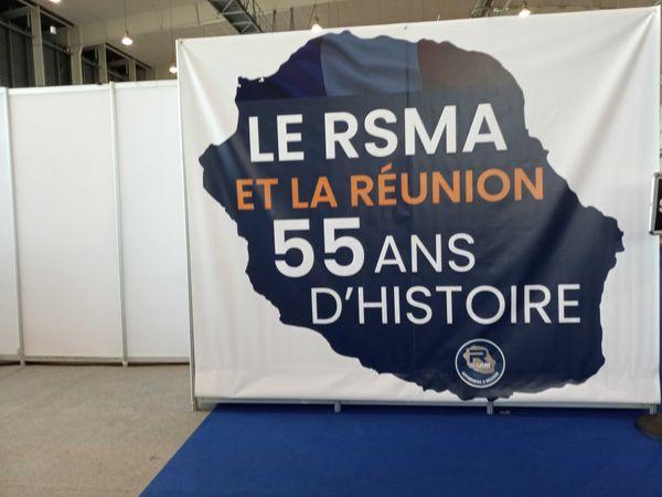 55 ans RSMA