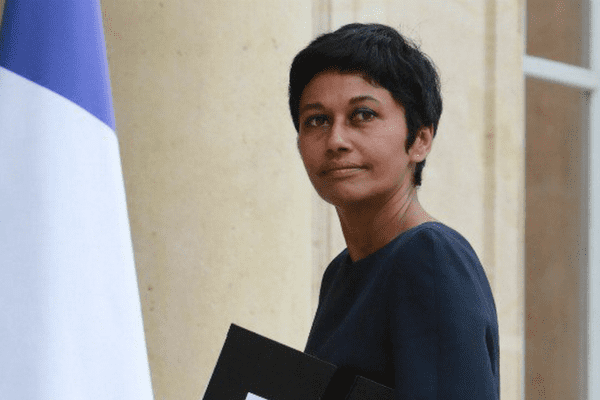 La ministre de l'Outre-mer Ericka Bareigts
