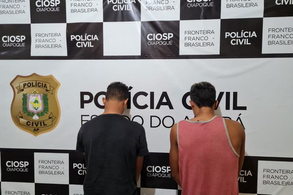 Arrestation de trafiquants à OIapoque