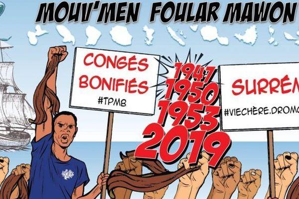 Mouv'men Foular Mawon