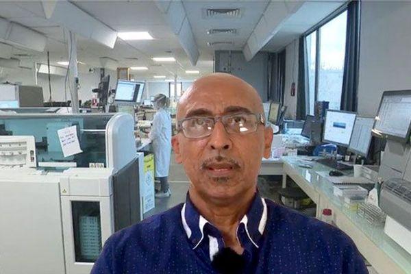 Dr Bernard Bucher