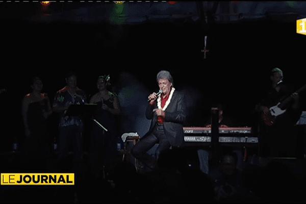 John Gabilou en concert