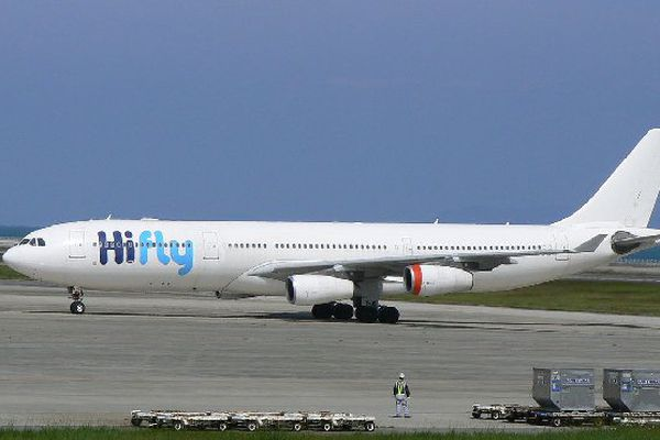 Hifly compagnie portugaise