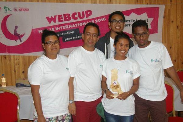 20161129 Equipe malgache