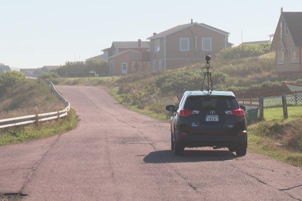 Saint-Pierre et Miquelon sous l'objectif de Google Street View