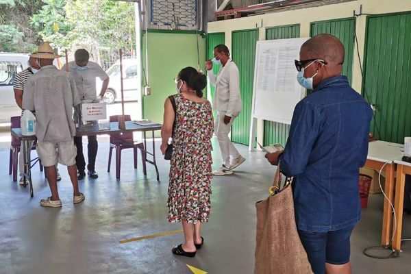 Elections territoriales