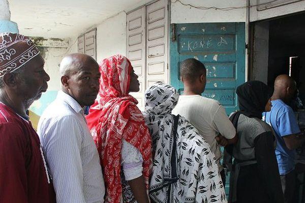 Elections Comores