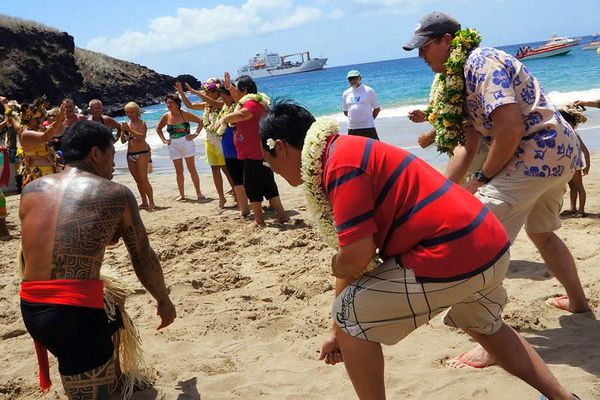 Beach party de Tahuata : au coeur de l'art de vivre marquisien
