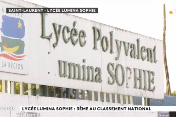 Lycée Lumina Sophie en Guyane