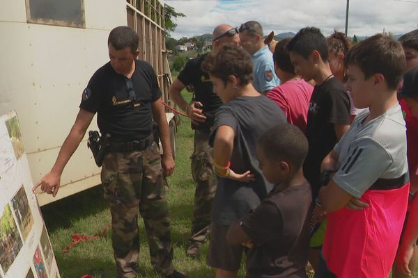 Gendarmerie : journée citoyenne à la caserne Bailly