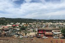 C'est à Kawéni que la plupart des entreprises de Mayotte sont installées.