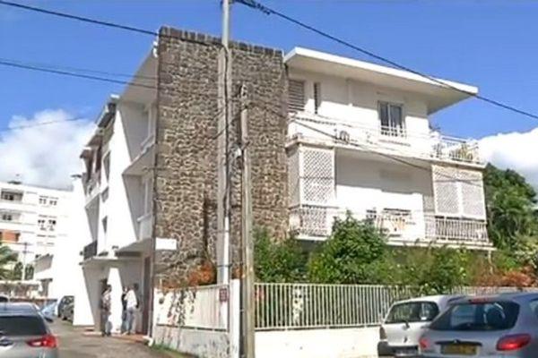 Résidence des Lataniers à Saint-Denis meurtre